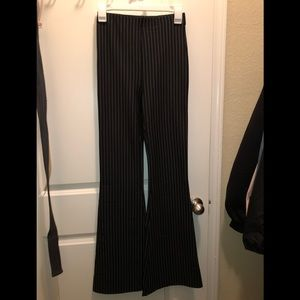 FOREVER 21- Stripped flare pants